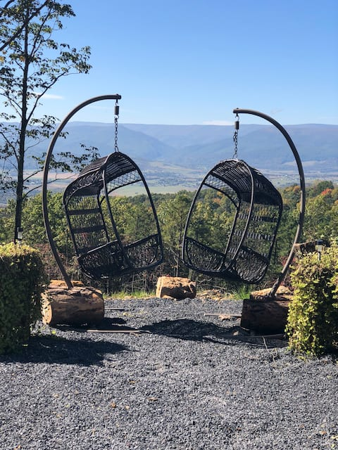 Highlands View - Uniek verblijf-  natuur - Dolly Sods