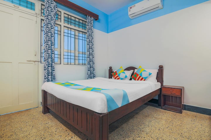 OYO - Furnished 1BHK Abode near Calangute Beach