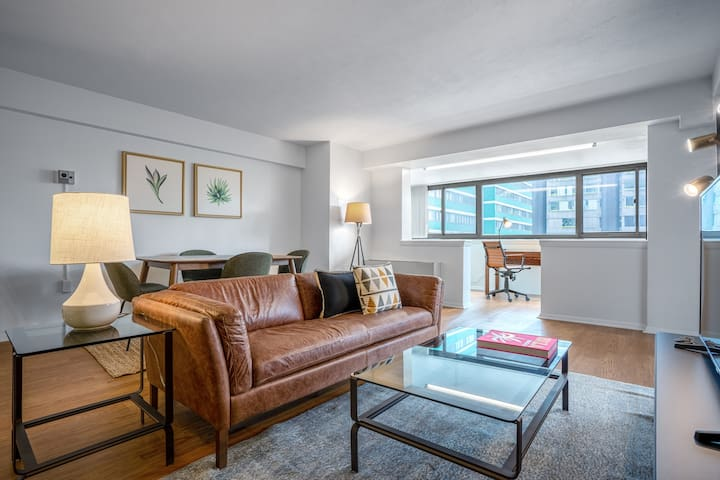 Sunlit Beacon Hill 1BR w/ Pool, Gym, Doorman, Dog Park by Blueground