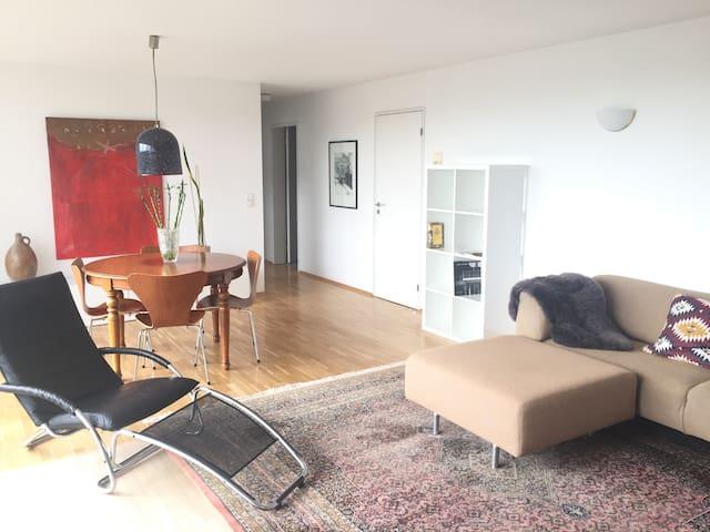 Apartment in Architekten Haus