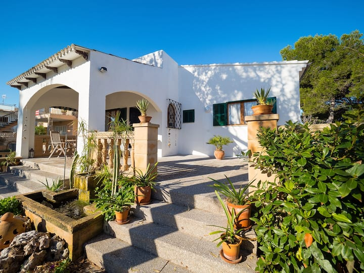 Typical Majorcan house ¤ Son Serra