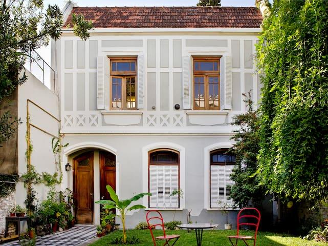 Beautiful, quiet Room, Garden View! - Buenos Aires - Huis