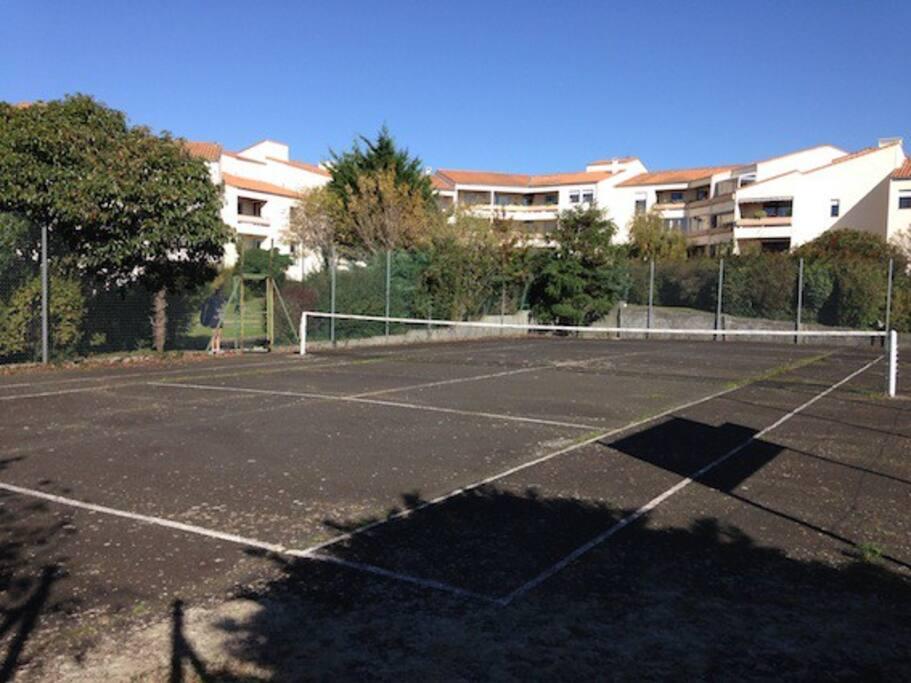 Tennis résidence
