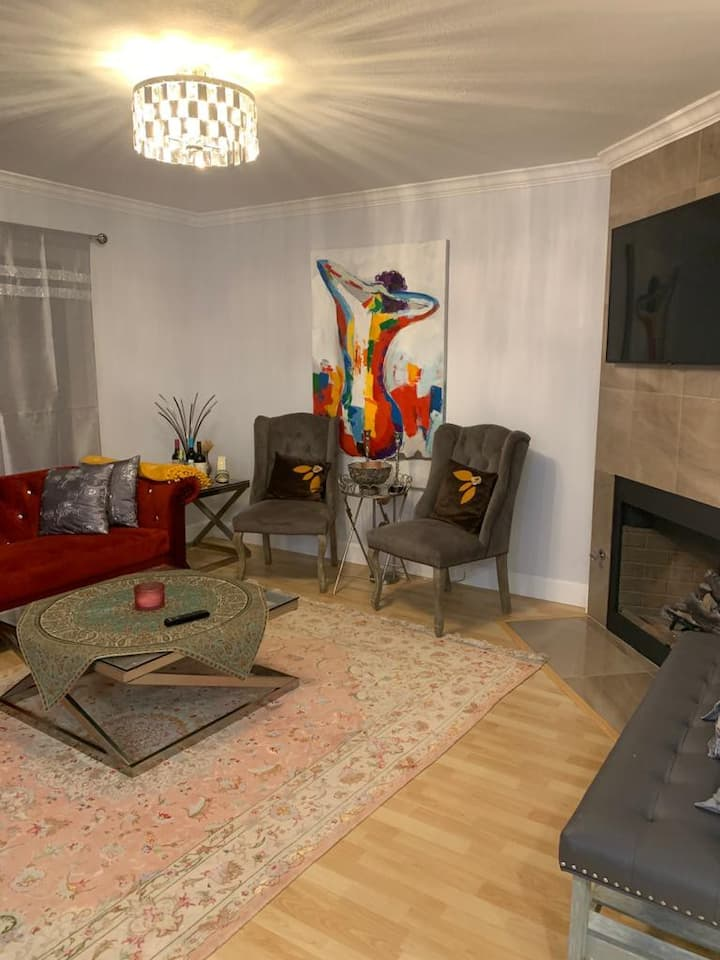 Short term 2-3 months 1 bedroom for rent