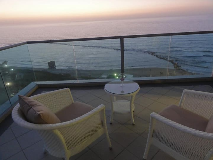 Fabulous sea view south Tel Aviv