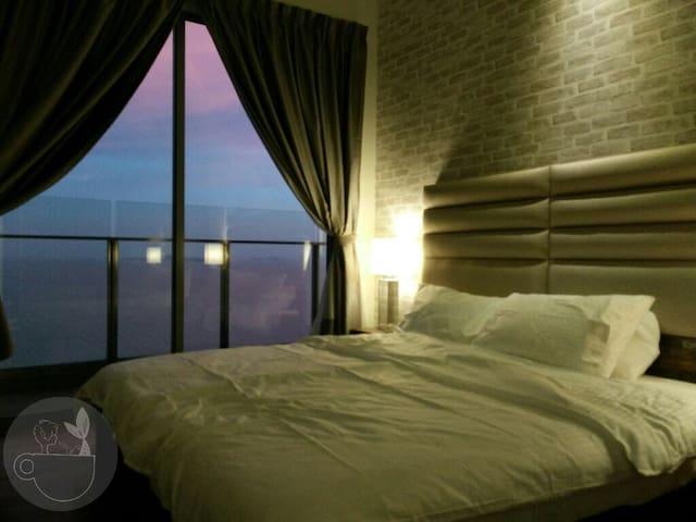Silverscape Luxury Residences Sea view - Melaka - Apartament