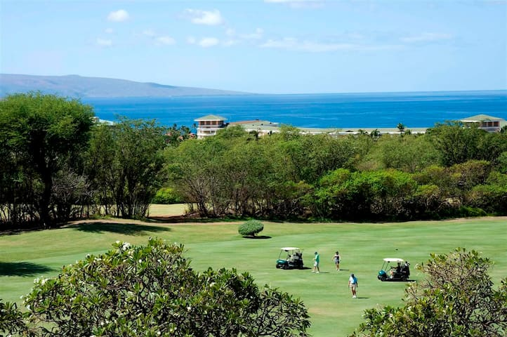 Front Row Wailea Ekolu 2 Bdrm - Best Ocean Views! - Wailea-Makena - Apartament