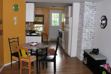 Pretty 4 fully furnished rooms - Quebec - Apartment
