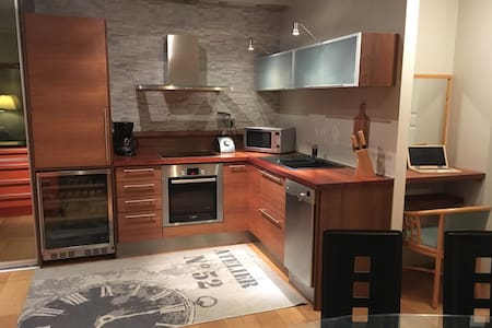 City flat with sauna/Saunallinen keskustakaksio - Hämeenlinna - Wohnung