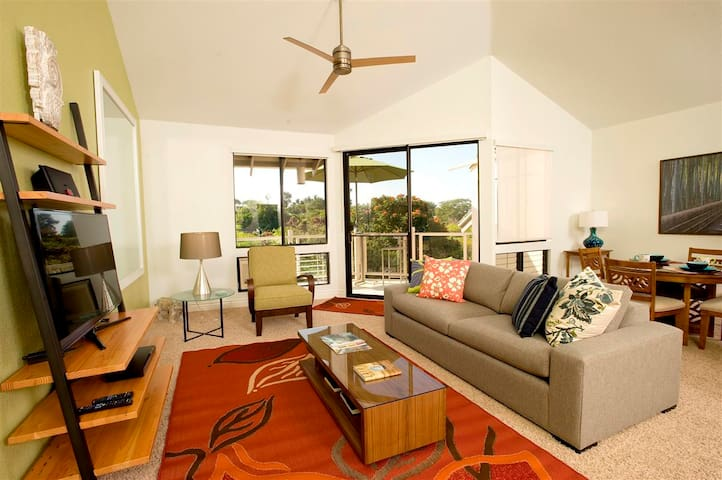 Modern Remodeled Wailea 1 Bedroom Villa - Wailea-Makena - Apartament