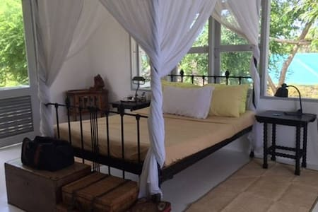 The gentleman's bedroom @ Balai LaHi