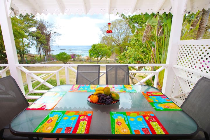 Sandy Bay Cottage, Tobago - Plymouth - House