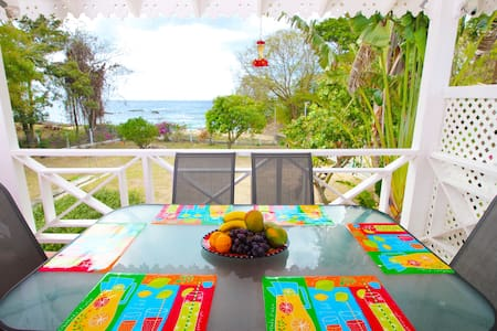 Sandy Bay Cottage, Tobago - Plymouth