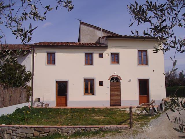 Appartamento in Casa Colonica P1°  - Poggio Alla Cavalla - Apartment