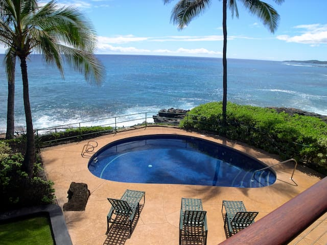 Amazing Ocean Front Luxury in Poipu - Poipu