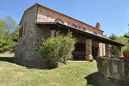 Typical Tuscany Country House - Massa Marittima