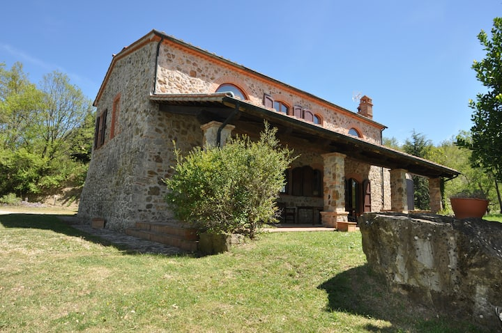 Typical Tuscany Country House
