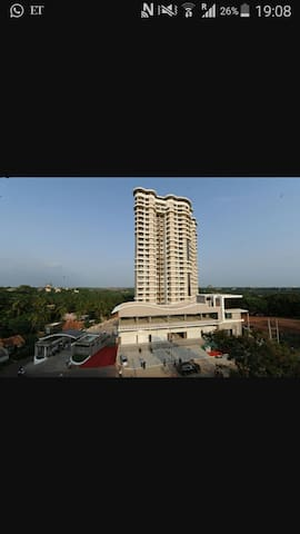 Spacious 3 Bedroom apartment - Mangaluru - Huoneisto