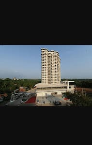 Spacious 3 Bedroom apartment - Mangaluru