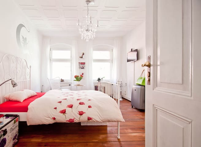 Nice, cosy and central - Berlim - Apartamento