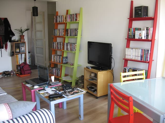 Cute apartment in Marseilles