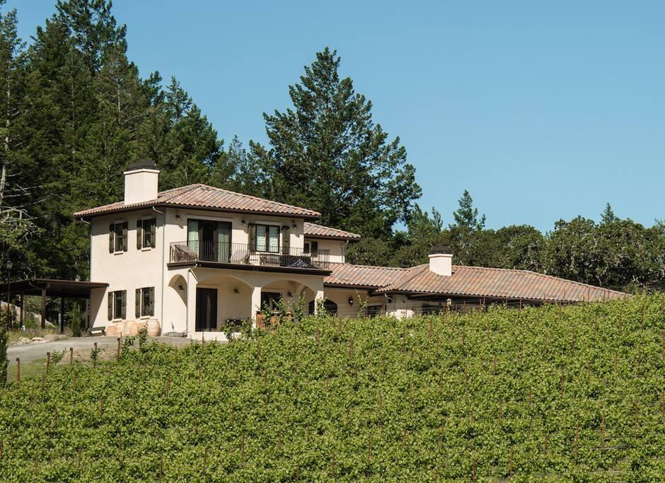 Sonoma Villas For Rent