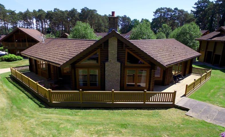 Sandbanks Log Home