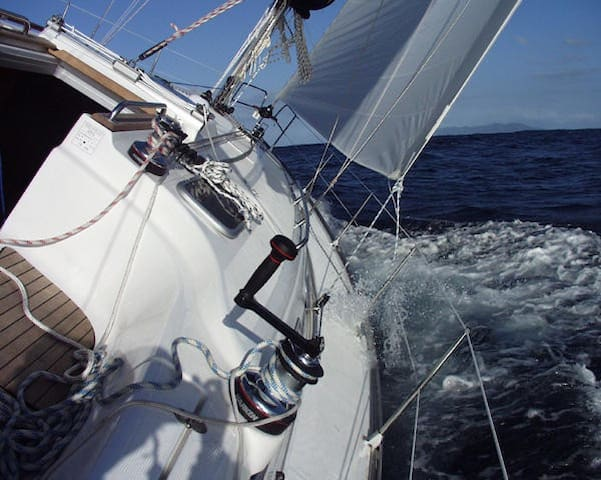 Sailing Yacht for Cruises