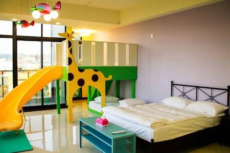 我的房源適合情侶、商務旅客、有小孩的家庭、大型團體。 - Bed & Breakfast