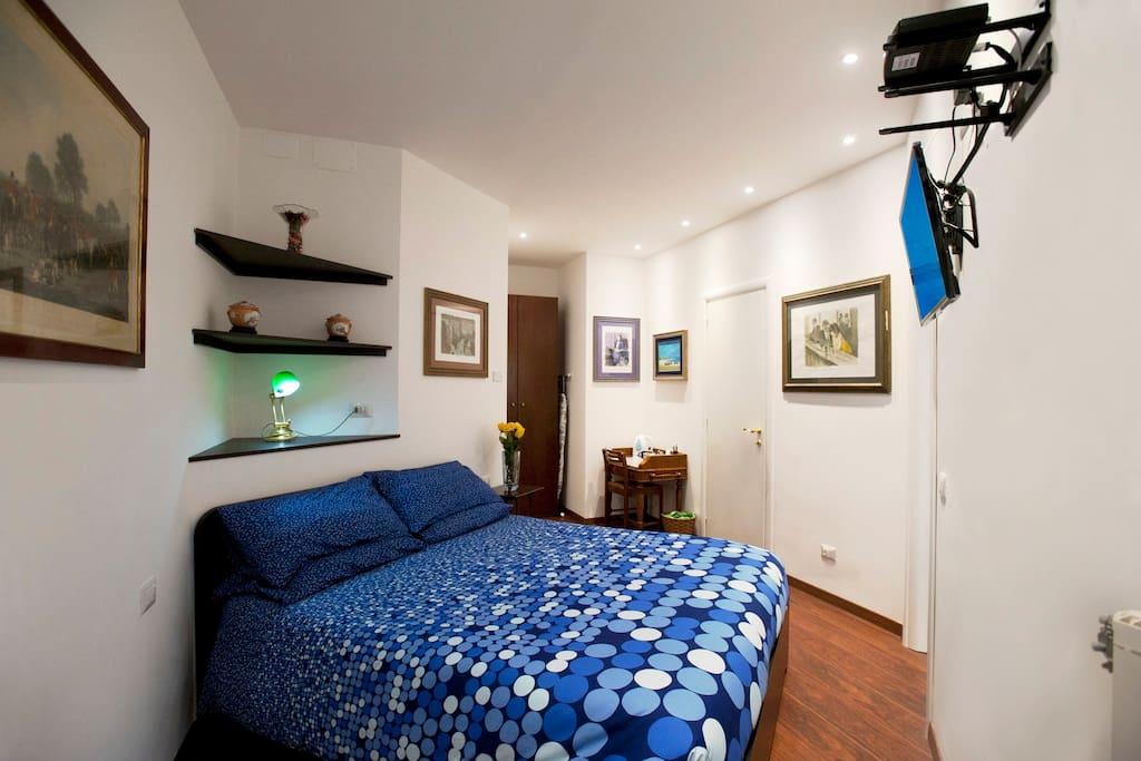 Camera doppia / Double bedroom