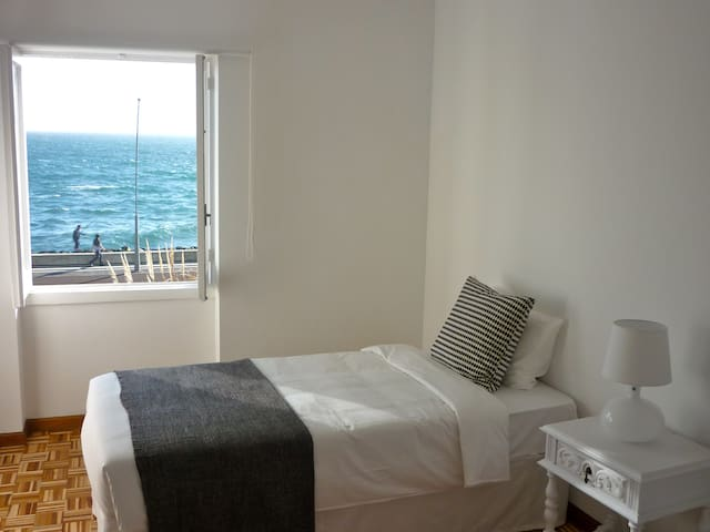 Casa da Ilha - Twin room Sea View