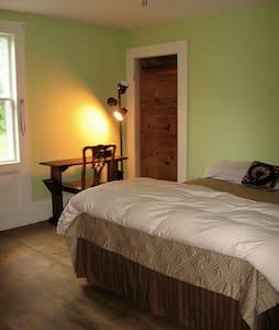 Private Room in Maine Farmhouse
