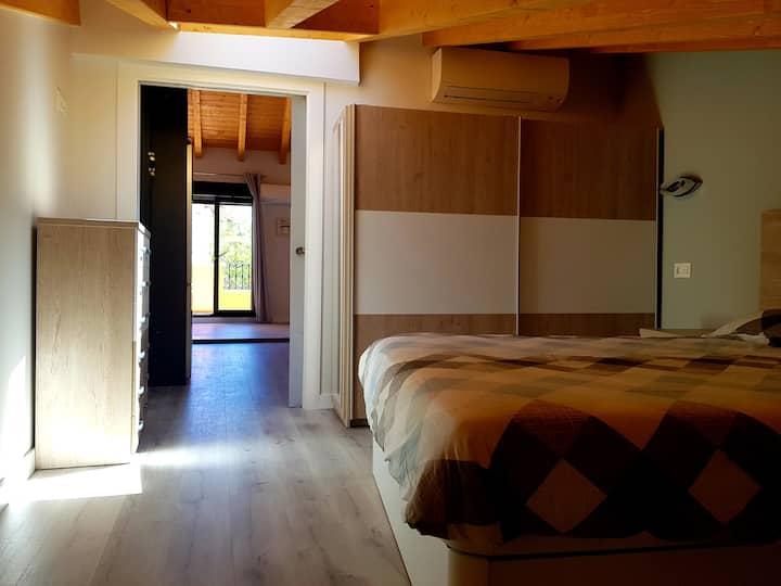 Apartamentos Aranda - Ático Duero
