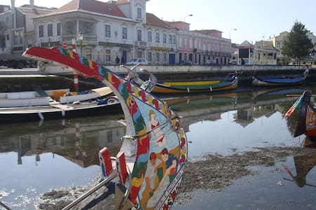 Aveiro Suite By Ria View(centro Historico) - Aveiro - Bed & Breakfast