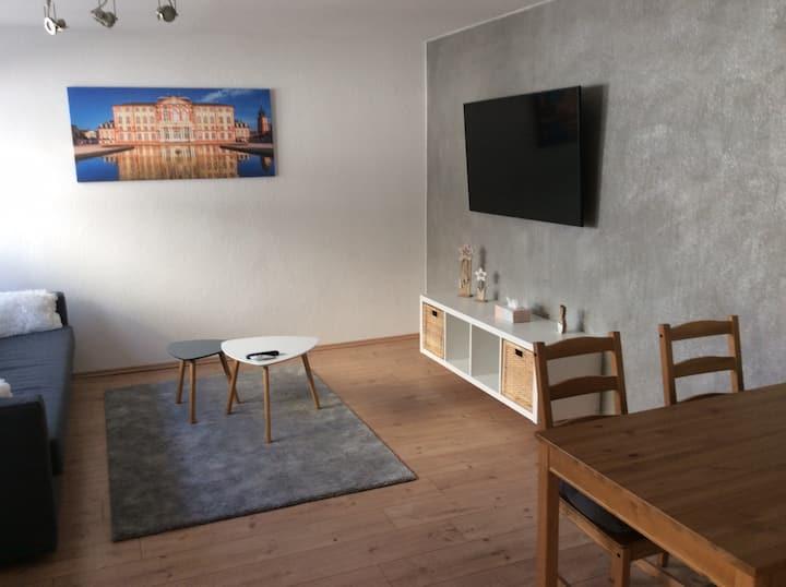 Modernes 2 Zimmer Apartment