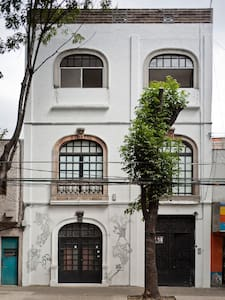 Functional loft with green terrace - Mexico City - Loft