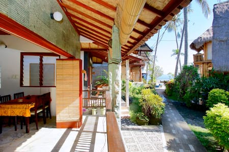 House by the Beach, with WI-FI.   Candidasa. - Manggis - House