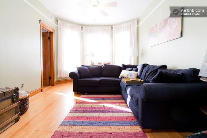 Family-Friendly 3-Bedroom Apartment - Chicago - Apartament