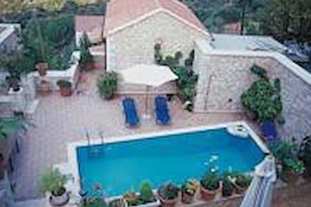 Traditional Cretan Villa Ioli - 干尼亚 - 别墅