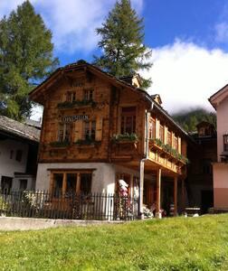 Swiss, Zinal - Charming old cottage - Ayer - Hytte (i sveitsisk stil)