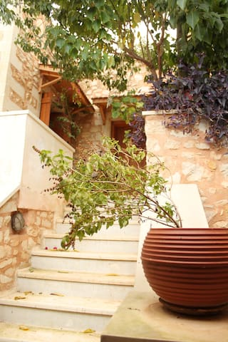 Traditional Cretan Villa Aris - Chania - Ev
