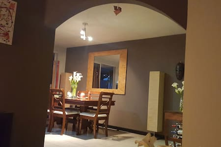 Hermosa y acogedora casa - Santa Tecla