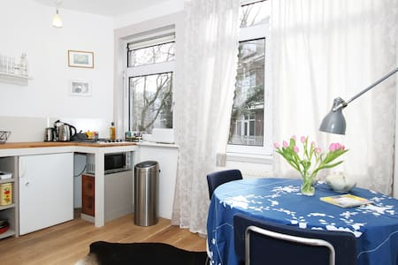 Quiet apartment near lively Jordaan