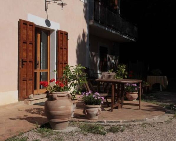 Apartment in nature,10min from city - Perugia - Byt