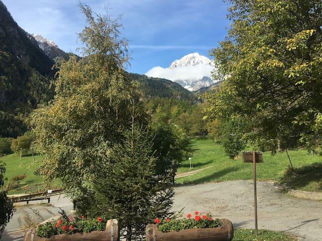 """Appartamento """"Mont Blanc"""" - Pre' Saint Didier - Appartement en résidence"""