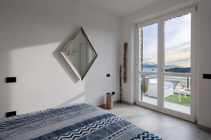 Fivestay - Blue Shade - Portovenere stylish apartment seaview and parking