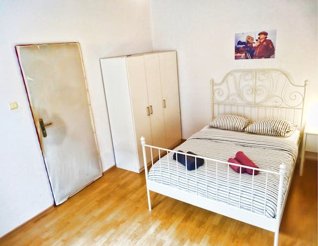 Comfy double/single room at the OLD TOWN.. - Poznań - Apartament