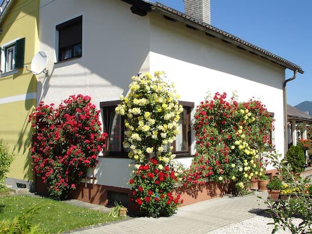Willkommen in der Villa Lindwurm - - Klagenfurt am Wörthersee - Σπίτι
