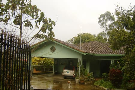 Casa Penelope in Beautiful Boquete - Boquete - House
