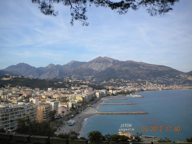 Splendido appartamento fronte mare - Roquebrune-Cap-Martin